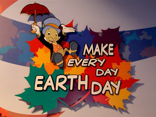 Disneyworld Earth Day Events & Giveaways
