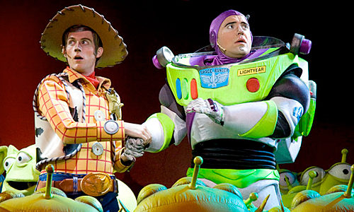 Ask a Disney Question:  Toy Story The Musical on the Disney Wonder.