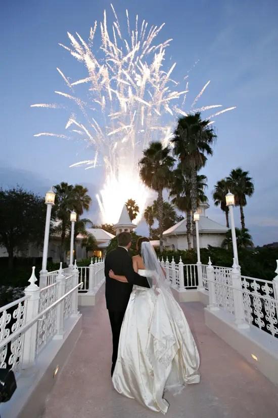 Walt Disney World Resort Introduces Weddings at the Four Seasons Resort