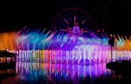 'World of Color' Water Spectacular Debuts June 11 at Disney's California Adventure Park