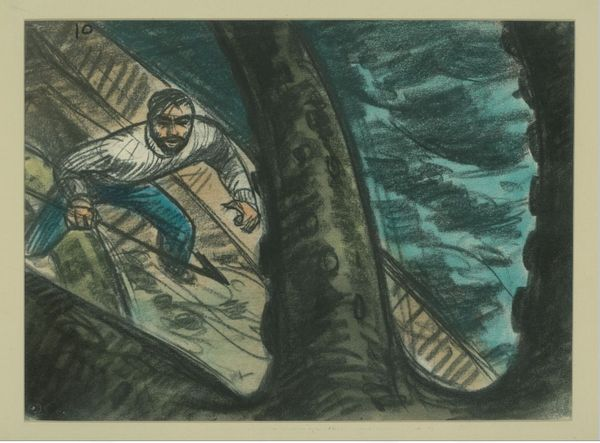 Treasures from '20,000 Leagues Under the Sea': never-before-seen Disney artwork