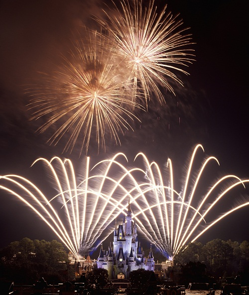 July 4th fireworks announced for Disney World