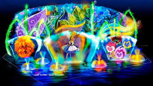 Disneyland World of Color Dining Packages Now Available