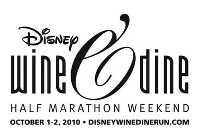 Inaugural 2010 Disney Wine & Dine Half Marathon Weekend