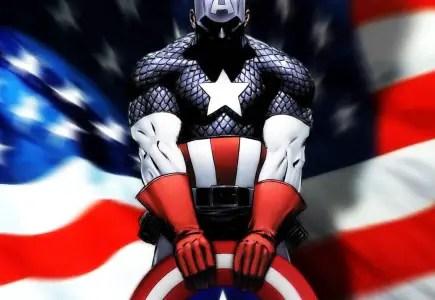 "Evil scientist joins Marvel's ""Captain America"""
