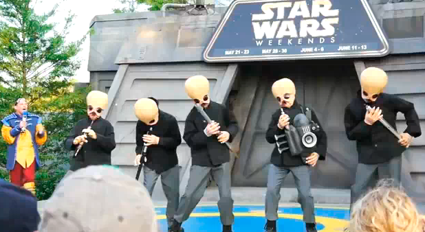 2010 Dance Off with the Star Wars Stars – Hyperspace Hoopla
