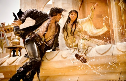 Disney's Prince of Persia Sands of Time Movie Review