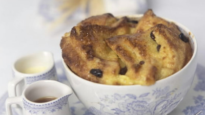Disney Food Confession – Ger's Bread and Butter Pudding with Recipe