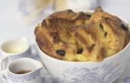 Disney Food Confession - Ger's Bread and Butter Pudding with Recipe