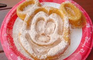 Disney Food Confessions - Mickey Mouse Waffles