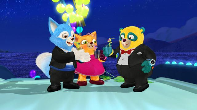 "Mel Brooks & Brad Garrett Guest Star in 2nd Season of ""Special Agent OSO"""