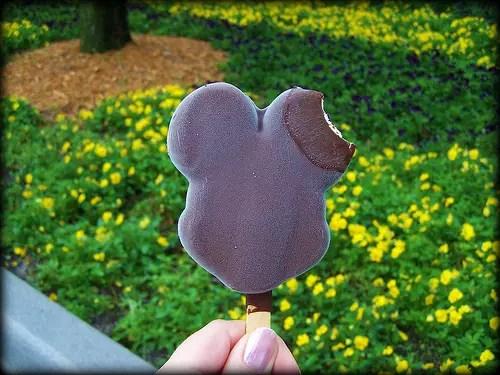 Top Gluten Free Cool Treats at Disney World
