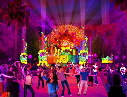 Street party added to Disney California Adventure's summer nights