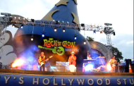Disneyworld Rock n Glow Dance Party Video
