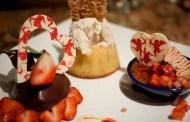 Disney Food Confession - Strawberry Dessert Trio
