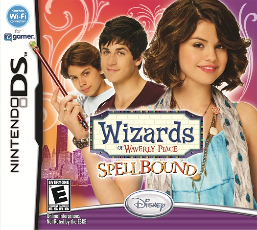Disney Invites Fans on a Magical Adventure in Wizards of Waverly Place: Spellbound for Nintendo DS