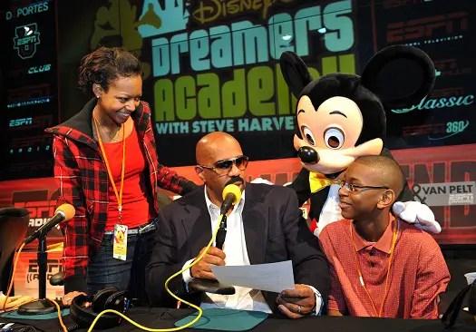 Disney Dreamers Academy Celebrates 7 Years