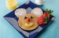 Disney Food Confession - Mmm Mickey Mouse Pancakes