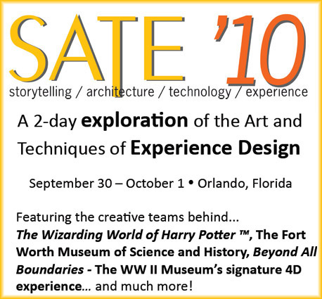 S.A.T.E is coming to Orlando September 30th – October 1st
