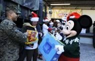 Walt Disney World Resort VoluntEARS Collect 20,000 Toys for Local Children