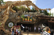 Dine with Santa Claus and More at T-Rex Café in Disney Springs
