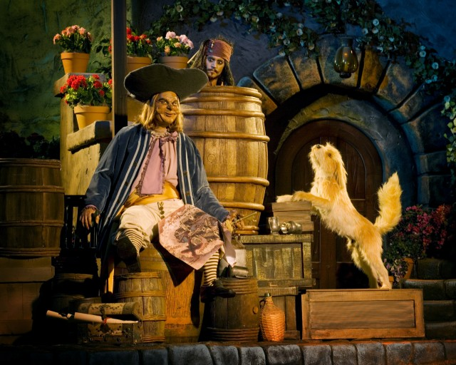 Is Pirates of the Caribbean Looking at a Lengthy Refurbishment?