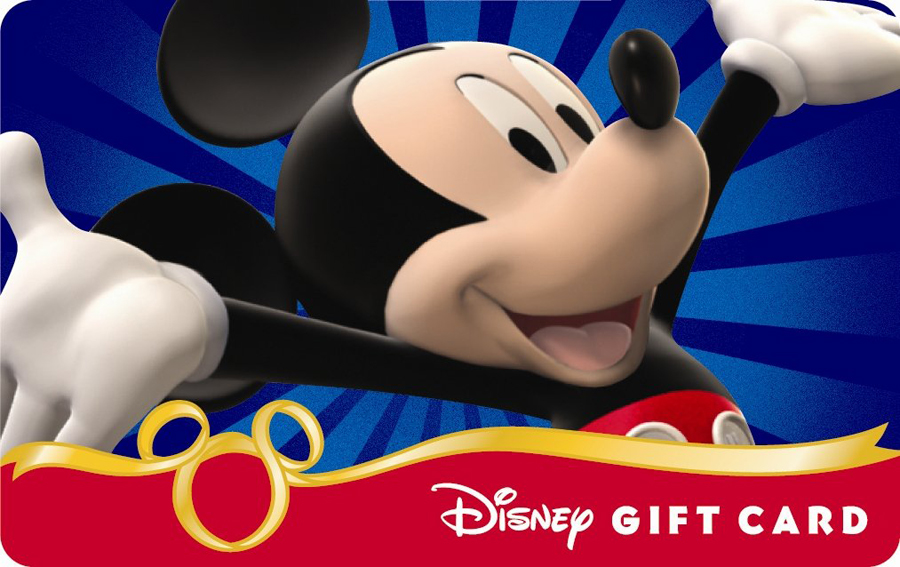 Disney Quick Tip – Manage Your Disney Gift Cards