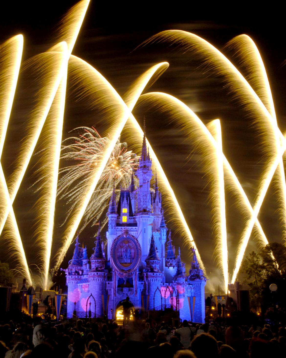 Disney makes it Magical….