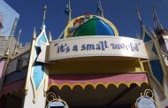 It's A Small World Refurbishment Begins This Month