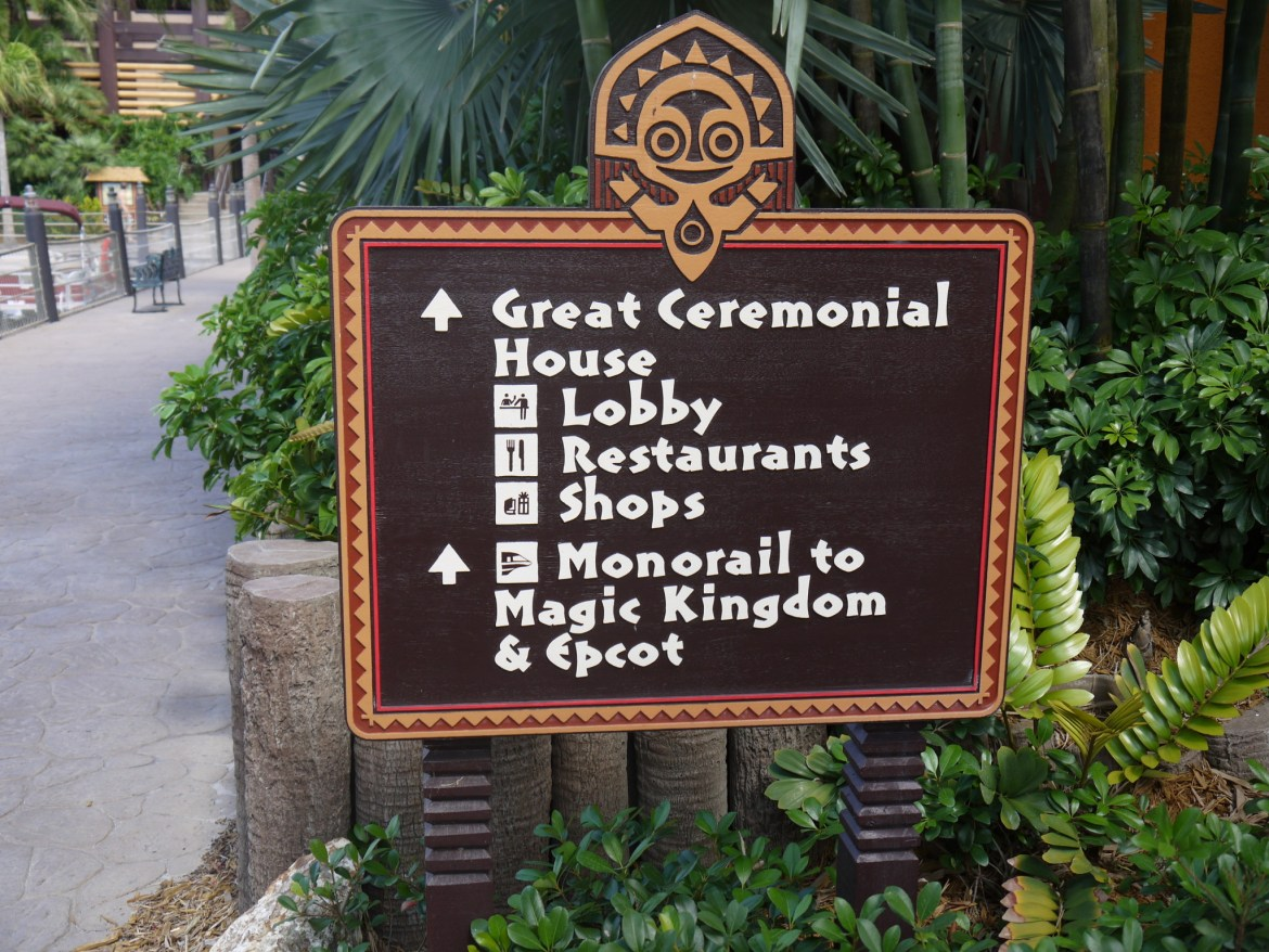 Some Changes Coming to Walt Disney World's Polynesian Resort