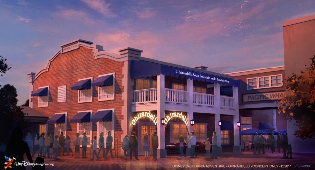 Ghirardelli Chocolate Company Joins Disney's El Capitan Theater