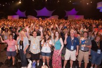 Epcot Audience