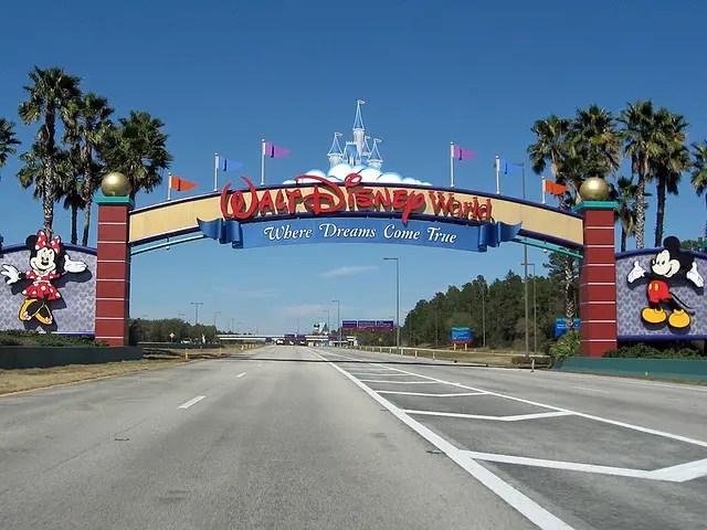 Is an 'Uber-Like' Service Coming to Walt Disney World?