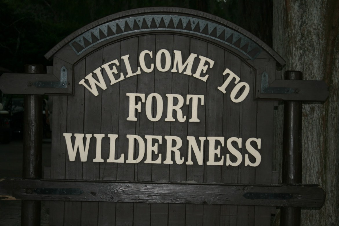 Drunk Disney Guest Causes Extensive Damage at Fort Wilderness