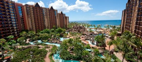Aulani for the whole family