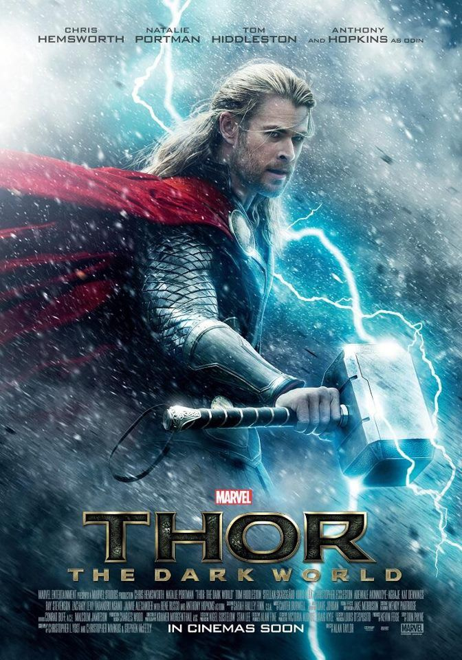 Marvel Unveils Two New Clips From 'Thor: The Dark World'