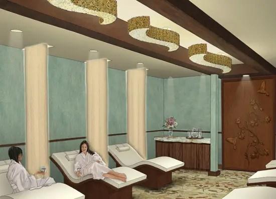 Senses Spa at Saratoga Springs Resort is Taking Reservations