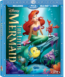 Disney Announces Artist Carly Rae Jepsen to Celebrate The Release of The Little Mermaid Bluray with New Song