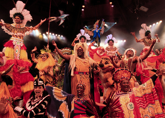 Festival of the Lion King is Getting A New Home