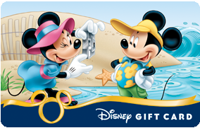 $800 Disney Gift Cards Giveaway