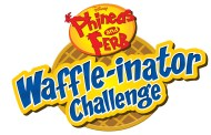 Phineas and Ferb Waffle-inator Challenge