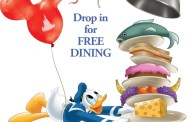 2014 Free Disney Dining Dates Might be Coming