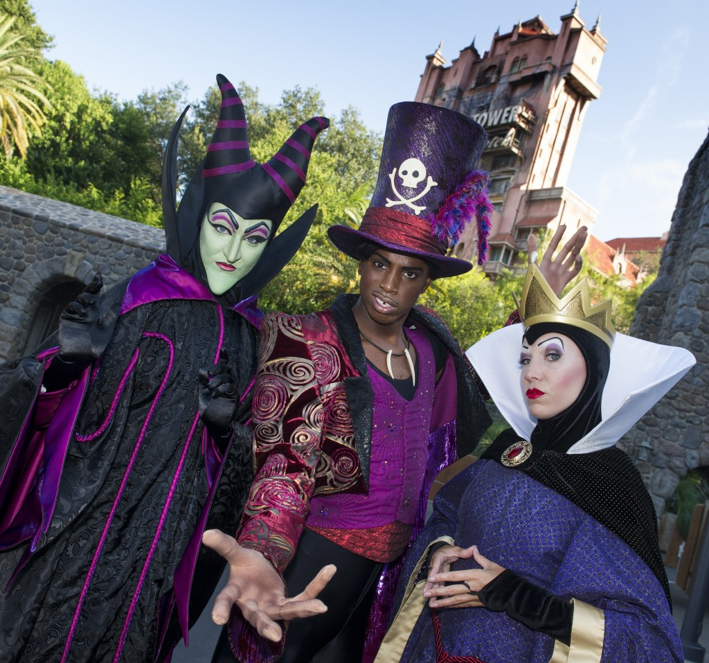 Disney Parks Unleash the Villains at this special event on Friday the 13th