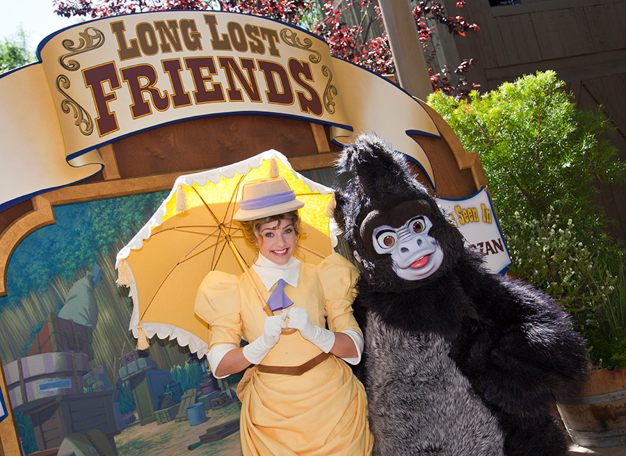 Long-Lost Disney Friends Come Back to Disneyland for 'Limited Time Magic'
