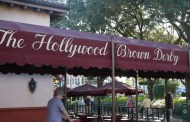 Is The Hollywood Brown Derby Testing A New Lunch Menu?