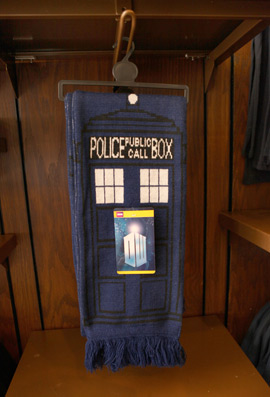 Downton Abbey and Doctor Who Merchandise Now in the United Kingdom Pavilion at Epcot!