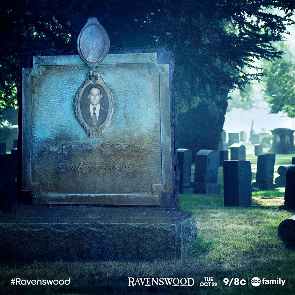 Ravenswood comes to life this October on ABC Family!
