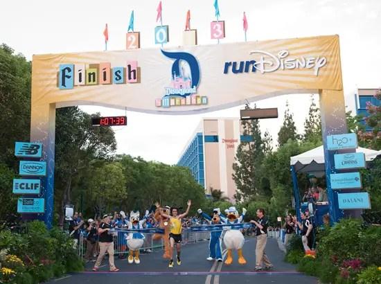 Disneyland Half Marathon Breaks 2 new Course Records