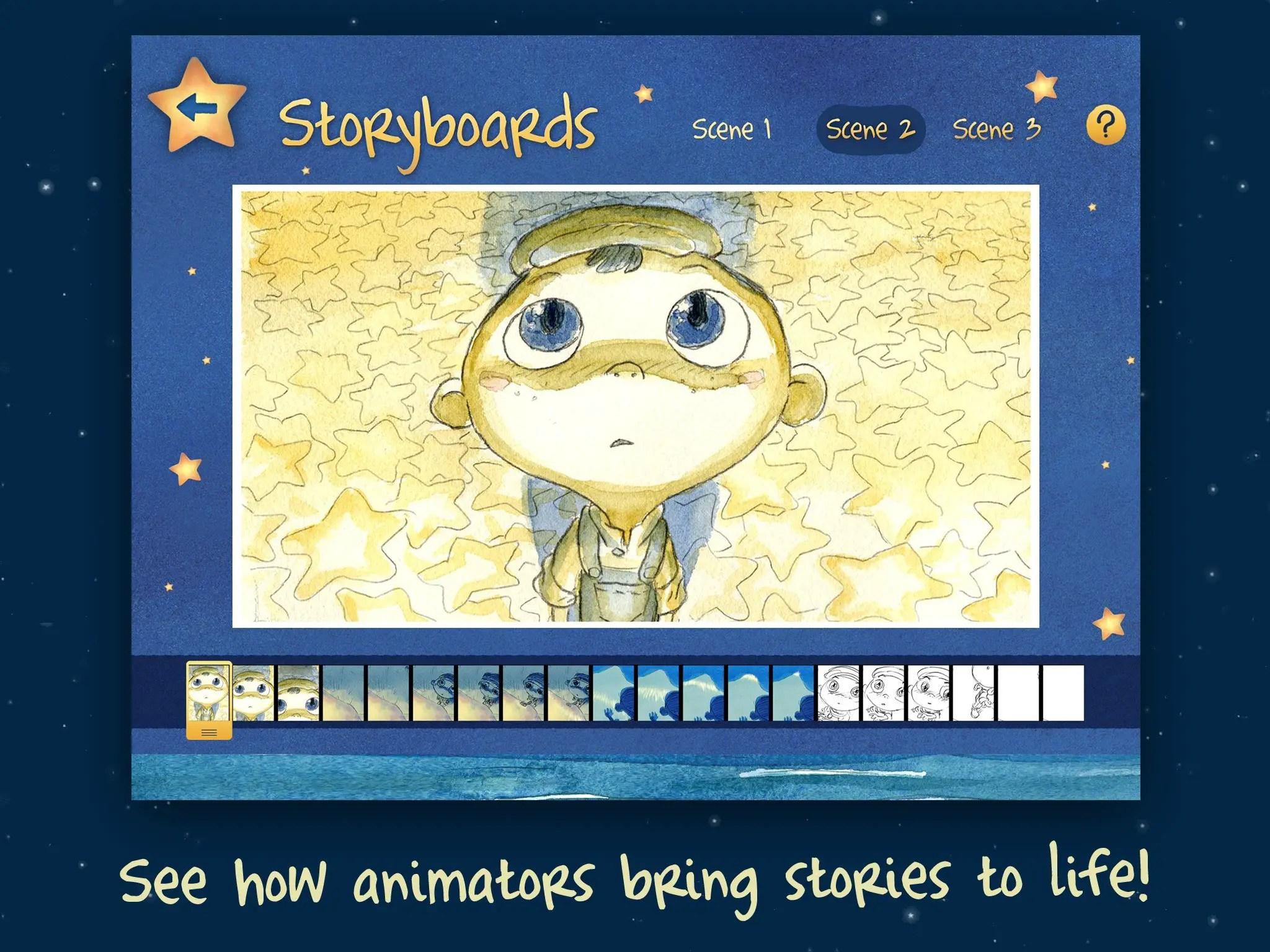 Read, Play and Explore with Disney's La Luna App