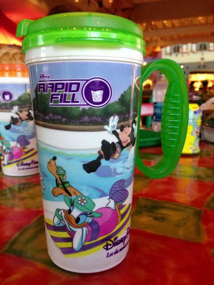 Disney Quick Tips – Skip the Soda
